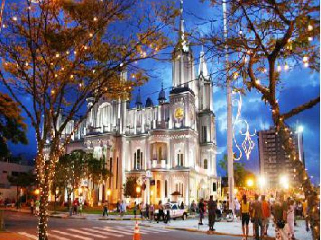 Fé em roteiros religiosos de Santa Catarina