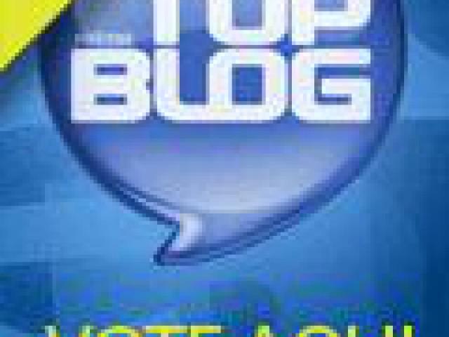 O Blog AnimaLLivre é finalista no Prêmio Top Blog 2011 . Votem ! Divulguem!