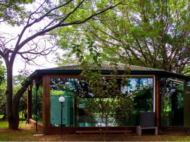 WWF-Brasil inaugura biblioteca de madeira rastreada durante o lançamento do  Comitê de Salvaguardas do Programa Madeira é Legal